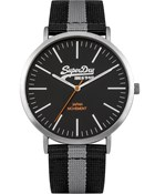 MONTRE ANALOGIQUE MENS SUPERDRY SYG183BE