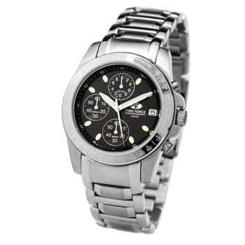WATCH ANALOG MENS TIME FORCE TF2513M-01M