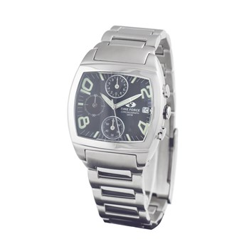 WATCH ANALOG MENS TIME FORCE TF2589M-01M