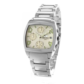 WATCH ANALOG MENS TIME FORCE TF2589M-02M