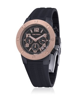 WATCH ANALOG MENS TIME FORCE TF4004M15