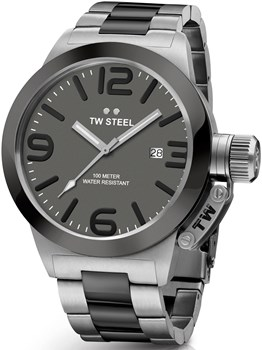 WATCH ANALOG MENS TW STEEL TWCB201