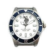 WATCH ANALOG MAN U.S. POLO ASSN. USP3025WH