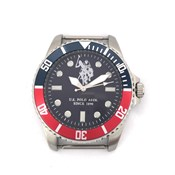 WATCH ANALOG MAN U.S. POLO ASSN. USP3036BL