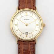 WATCH THE ANALOG OF A WOMAN ETERNAL 111.0596.22_MARRON