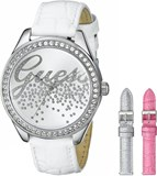 WATCH ANALOG WOMEN GUESS W0201L2