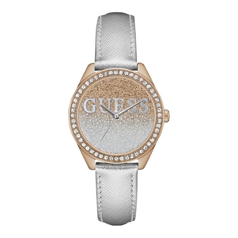 Reloj analogico de mujer guess w0823l7