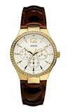 WATCH ANALOG WOMEN GUESS W13095L1