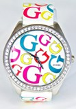 WATCH ANALOG WOMEN GUESS W80040L1