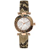 WATCH ANALOG WOMEN GUESS X35006L1S