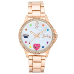RELOJ ANALOGICO DE MUJER JUICY COUTURE JC1116MPRG