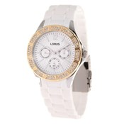 WATCH ANALOG WOMAN S LORUS RYR50AX8 WHITE RYR50AX8 BLANCO