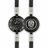 WATCH ANALOG WOMEN MARC MAVILLA P01-BKBKLE