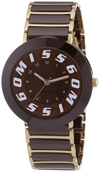 MONTRE ANALOGIQUE FEMMES MISS SIXTY SIR006