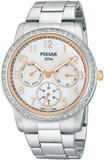 WATCH ANALOG WOMAN PRESS PP6097X1 Pulsar