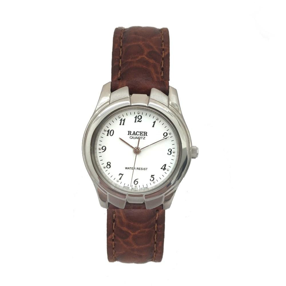 Reloj analogico de mujer racer l32763