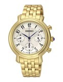 WATCH ANALOG WOMEN SEIKO SRW874P1
