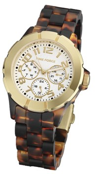 WATCH ANALOG WOMEN TIME FORCE TF4175L14