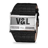 WATCH ANALOG WOMEN V&L VL036604 V&L