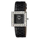 WATCH ANALOG WOMEN V&L VL062601 V&L