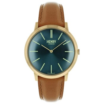 MONTRE ANALOGIQUE UNISEXE HENRY LONDRES HL40-S0274 Henry London