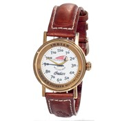 WATCH ANALOGIC UNISEX INDIAN ID-IRON-REDSKIN-B01 IDIRONREDSB01