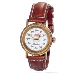 RELOJ ANALOGICO DE UNISEX INDIAN ID-IRON-REDSKIN-B01 IDIRONREDSB01