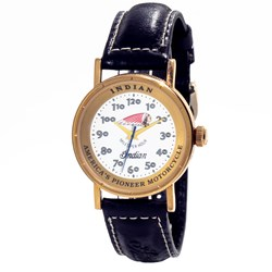 RELOJ ANALOGICO DE UNISEX INDIAN ID-IRON-REDSKIN-B02 IDIRONREDSB02