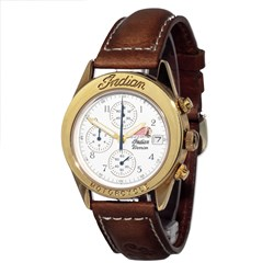 RELOJ ANALOGICO DE UNISEX INDIAN ID-WARRIOR-B01 ID-WARRIORB01