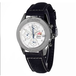 RELOJ ANALOGICO DE UNISEX INDIAN ID-WARRIOR-B04 ID-WARRIORB04