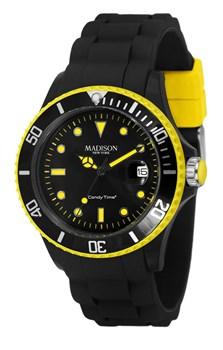 RELÓGIO ANÁLOGO DE UNISEX MADISON U4485-41