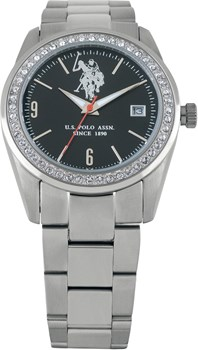 WATCH ANALOGIC OR.S. POLO ASSN. USP5108BK U.S. Polo Assn.