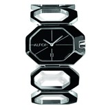 ANALOG WATCH BLACK DIAL 5708.865 ALFEX