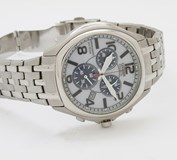 CITIZEN ECO-DRIVE CHRONO CAB WATCH.  AT0220-59B