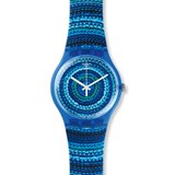 BLUE SUOS104 SWATCH WATCH