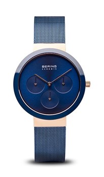 WATCH BERING CER�MICA BLUE 35036-367 11180