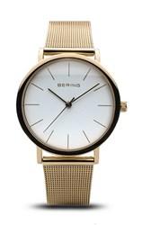 Reloj Bering dorado mujer 13436-334 11135