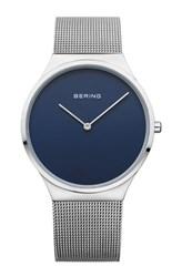 Reloj Bering esfera azul 12138-007 11119