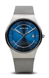 Reloj Bering hombre esfera azul 11136 11938-003