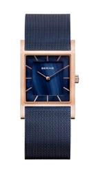 Reloj Bering mujer cuadrado azul 10426-367-S 11125