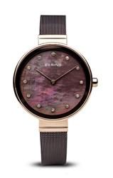 Reloj Bering mujer marrón 12034-265 11133