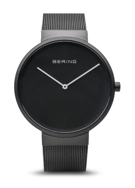 Reloj Bering negro hombre 14539-122 2297