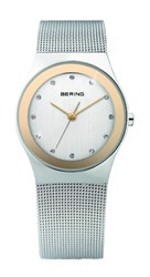 Reloj Bering plateado Swarovski 12927-010 11198