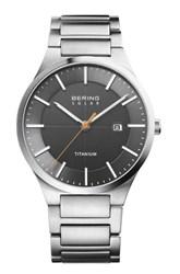 Reloj Bering titanio solar hombre 15239-779 11123
