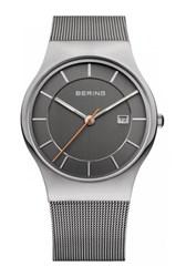 Reloj Bering unisex gris 11938-007 11197