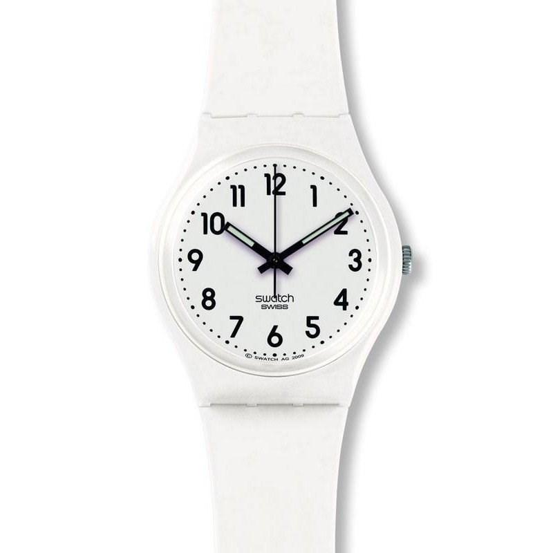 Reloj blanco gw151o swatch