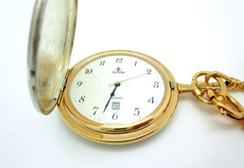 OLTEN 0120353 POCKET WATCH