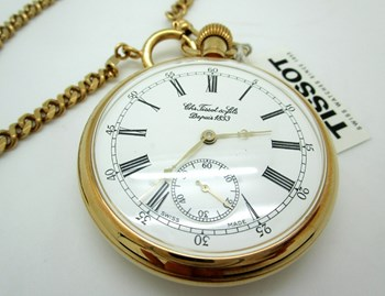 TISSOT T82445013 POCKET WATCH