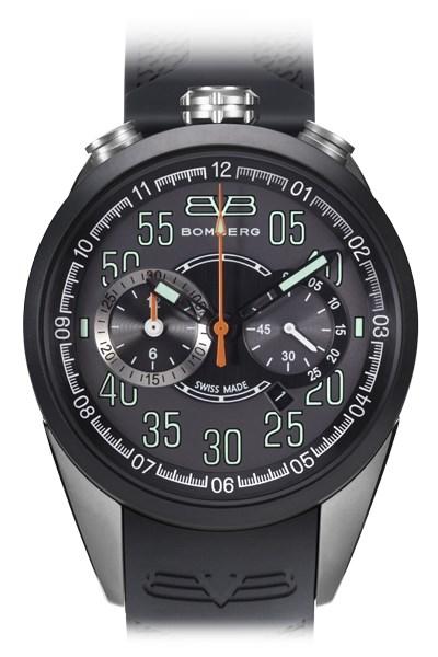 Reloj Bomberg 44MM PVD BLACK NS44.0081 NS44CHTT.0081.2