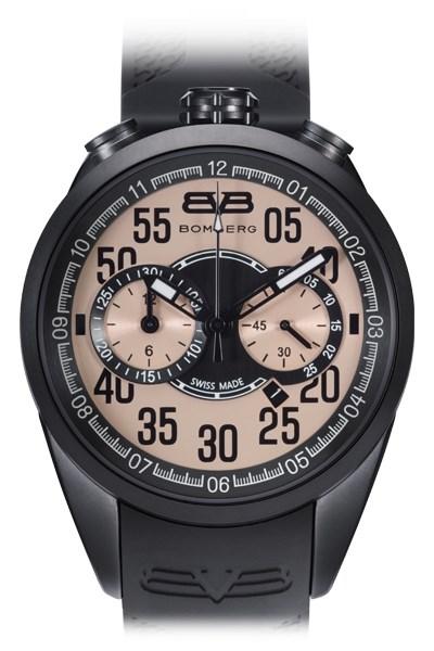 Reloj Bomberg 44MM PVD NGR NS44.0087  NS44CHPBA.0087.2